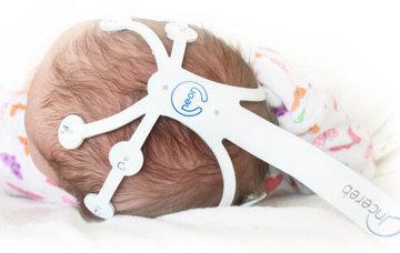 NEON Neonatale Einweg-EEG Haube