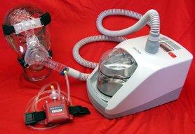 MediByte / MediByte Jr zu CPAP-Adapter-Kit fÜgt Druck CPAP (Maske), um die Aufnahme