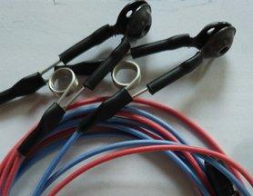 Wiederverwendbare Ohrclip Elektrode ,Silber-Silber chloriert (Ag-AgCl), Erwachsenen-