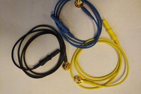 TT-EEG Gold Napf Electrode