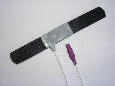 Limb Movement Sensor Kit (1 + 2 Limb Bänder) / Key-Anschluss (200 cm)