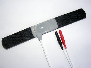 Gliedmassenbewegungssensor Kit (2 + 2 Limbs Bänder) / Sicherheit DIN-Steckverbinder (290 cm)