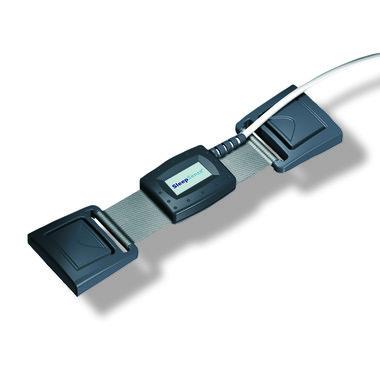 Piezo-Kristall Effort Sensor Kit, Erwachsene Person, Doppelschnalle / Sicherheit DIN-Steckverbinder
