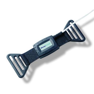 Piezo-Kristall Effort Sensor Kit, Erwachsene Person, Double Loop / Sicherheit DIN-Steckverbinder