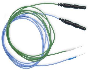 Wiederverwendbare Subdermal Nadelelektrode
