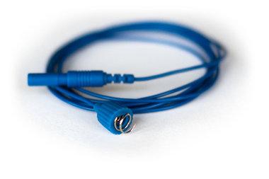 Korkenzieher-Elektroden