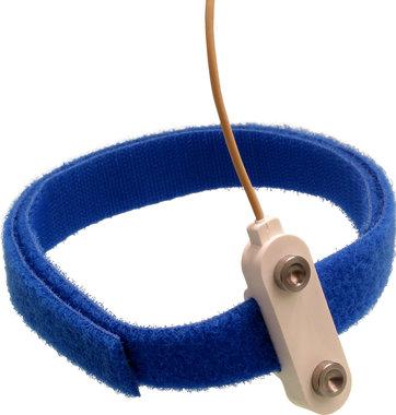 Wiederverwendbare Stabelektrode mit Blue Klettverschluss