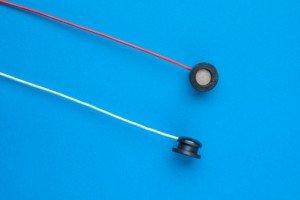 Gesinterte AgCl Elektrodensensor 6mm