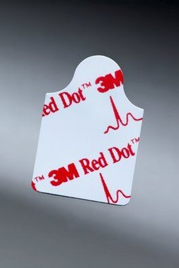 3M Red Dot EKG-Elektrode TAB Haftgel, 2330