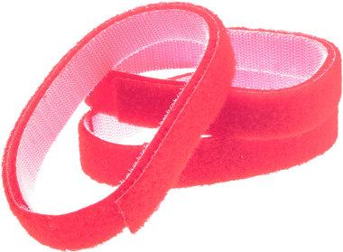 Wiederverwendbare Klettband ,2 x 55cm, 3 Stück pro Packung