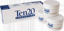 Ten20 Pasta Topf 8 Oz, 3er-Set