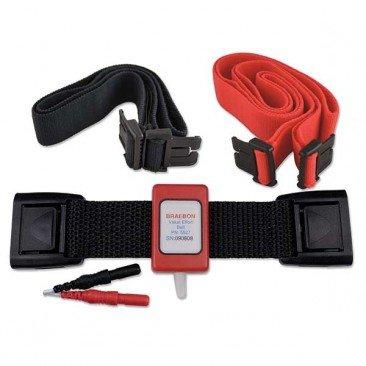 Atmungsanstrengungssensor mit 1,5 mm Sicherheitsstecker